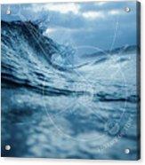Tides Acrylic Print