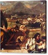 tiepolo15 Giovanni Battista Tiepolo Acrylic Print