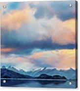 Tierra Del Fuego Acrylic Print