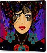Tiffany Acrylic Print