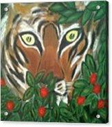 Tiger Prey  Acrylic Print