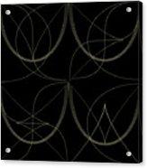 Tiles.2.288 Acrylic Print