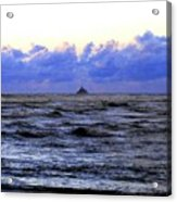 Tillamook Rock Lighthouse Acrylic Print