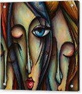 Tilt Acrylic Print