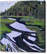 Tim River - Algonquin Acrylic Print