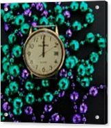 Time 2 Party Acrylic Print
