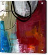 Time Between- Abstract Art Acrylic Print