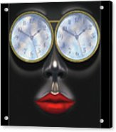 Time In Your Eyes Acrylic Print
