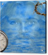 Time Is Ticking Acrylic Print