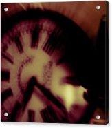 Time Ix Acrylic Print