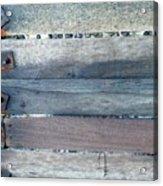 Time On The Beach 1 Acrylic Print
