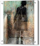 Time Passages - Beyond All Barriers Acrylic Print by Bob Salo