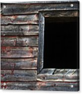 Time Passages 2 Acrylic Print