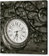 Time Passages Acrylic Print