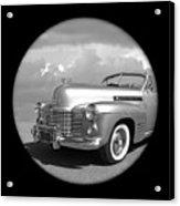 Time Portal - '41 Cadillac Acrylic Print