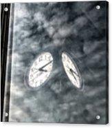 Time, Time Acrylic Print