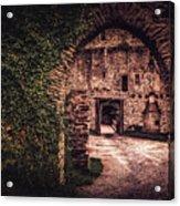 Time Tunnel Acrylic Print