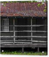 Time Worn Homestead Acrylic Print