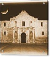 Timeless Alamo Acrylic Print