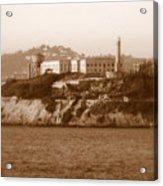Timeless Alcatraz Acrylic Print