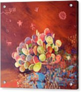Timeless Acrylic Print by Jean Ann Curry Hess