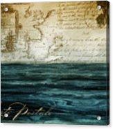 Timeless Voyage II Acrylic Print
