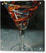 'tini Glass Acrylic Print