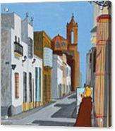 Tintin En Puerto Real Acrylic Print