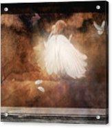 Tiny Angel Acrylic Print
