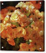 Tiny Rosettes 8178 Idp_2 Acrylic Print