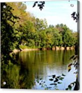 Tippecanoe River By Earl's Photography Acrylic Print