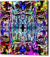 Tis World Tomorrow Acrylic Print
