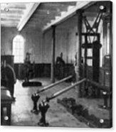 Titanic: Exercise Room, 1912 Acrylic Print by Granger