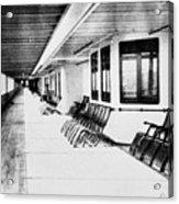 Titanic: Promenade Deck Acrylic Print
