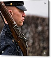 To Guard With Honor Acrylic Print