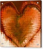 To Heart Acrylic Print
