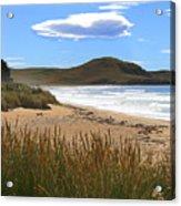 To The Beach Acrylic Print