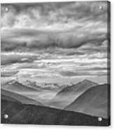 To The Ends Of The Earth Acrylic Print