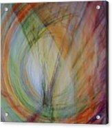 To The Light Acrylic Print