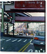 To The Triboro Acrylic Print