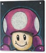 Toadette Acrylic Print
