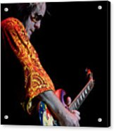 Todd Rundgren And The Fool Acrylic Print