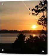 Tofino Sunset Ss1027 Acrylic Print
