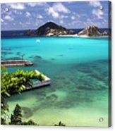 Tokashiki Island - Okinawa Acrylic Print