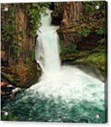 Toketee Falls 4 Acrylic Print