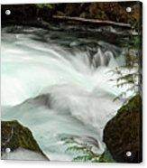 Toketee Falls 7 Acrylic Print