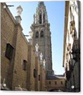 Toledo Church IIi Acrylic Print