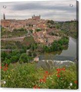 Toledo City, Spain Acrylic Print