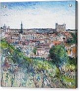 Toledo Spain 2016 Acrylic Print