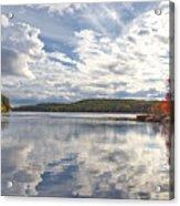 Tolland Lake Two Acrylic Print